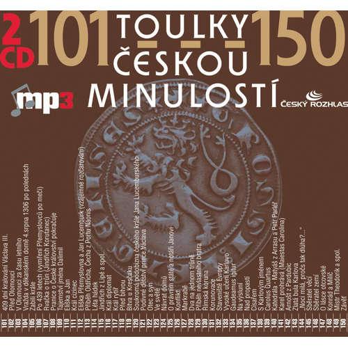 Audiokniha Toulky českou minulostí 101-125 - Josef Veselý - Igor Bareš