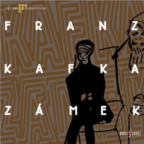 Audiokniha Zámek - Franz Kafka - Jiří Lábus