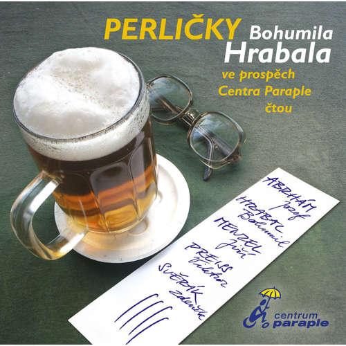Audiokniha Perličky Bohumila Hrabala - Bohumil Hrabal - Jiří Menzel