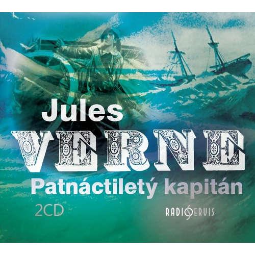 Audiokniha Patnáctiletý kapitán - Jules Verne - Ilja Racek