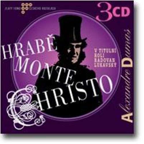 Audiokniha Hrabě Monte Christo - Alexandre Dumas st. - Otakar Brousek
