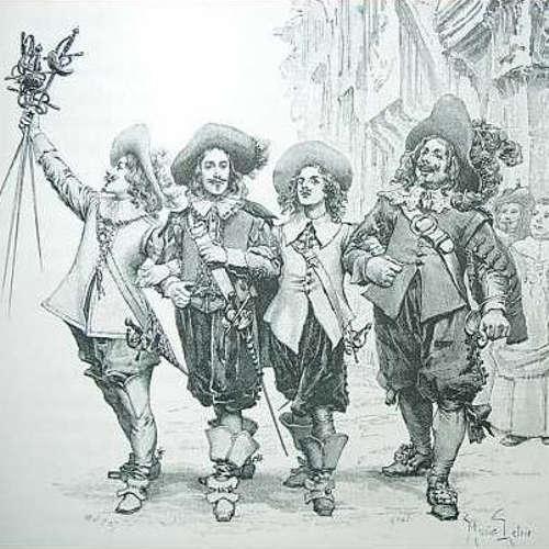 Audiokniha Tři mušketýři (1995) - Alexandre Dumas st. - František Němec