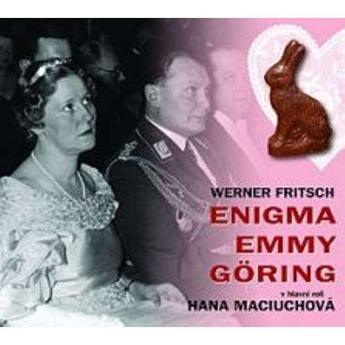 Audiokniha Enigma Emmy Göring - Werner Fritsch - Hana Maciuchová