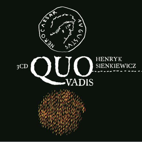 Audiokniha Quo vadis - Henryk Sienkiewicz - Otakar Brousek
