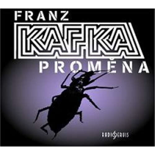 Audiokniha Proměna - Franz Kafka - Jiří Adamíra