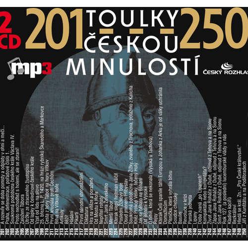 Audiokniha Toulky českou minulostí 226-250 - Josef Veselý - Igor Bareš