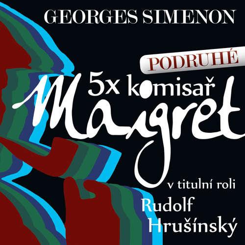 Audiokniha Maigret v lázních - Georges Simenon - Josef Somr