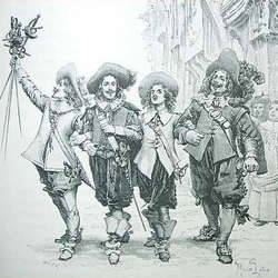 Tři mušketýři (1960) - Alexandre Dumas st. (Audiokniha)