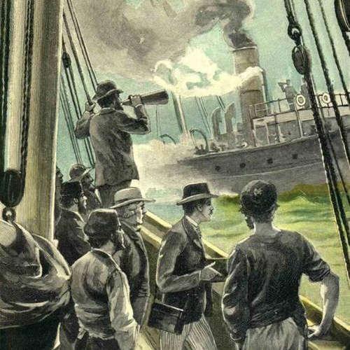 Audiokniha Bratři Kipové - Jules Verne - Svatopluk Schuller