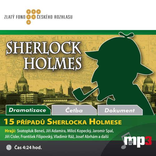 15 případů Sherlocka Holmese I.