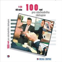 Audiokniha 100 rad pro obchodního zástupce - Dan Miller - Věra Vojtková