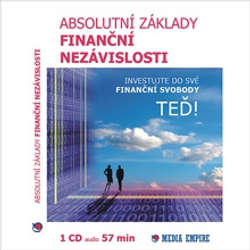 Audiokniha Absolutní základy finanční nezávislosti - Dan Miller - Vítězslav Kryške