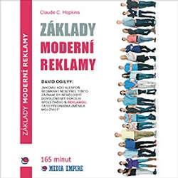 Audiokniha Základy moderní reklamy - Claudie Hopkins - Vítězslav Kryške