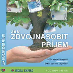 Audiokniha Jak zdvojnásobit příjem - Dan Miller - Vítězslav Kryške