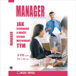 Manager - Dan Miller (Audiokniha)