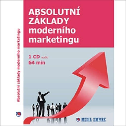 Audiokniha Absolutní základy moderního marketingu - Dan Miller - Vítězslav Kryške