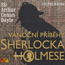 Audiokniha Vánoční příběhy Sherlocka Holmese - Arthur Conan Doyle - Petr Kostka
