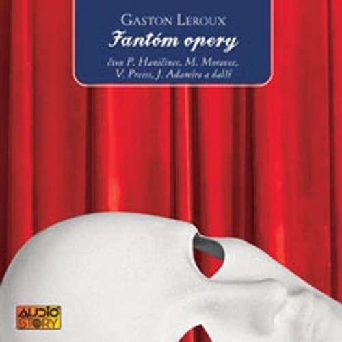 Audiokniha Fantóm opery - Gaston Leroux - Viktor Preiss