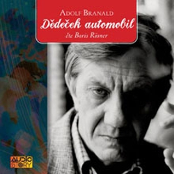 Dědeček automobil - Adolf Branald (Audiokniha)