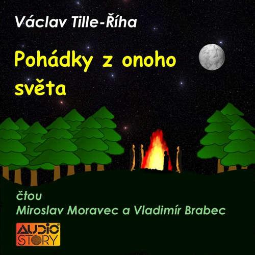 Audiokniha Pohádky z onoho světa - Václav Říh - Vladimír Brabec