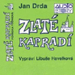 Zlaté kapradí - Jan Drda (Audiokniha)
