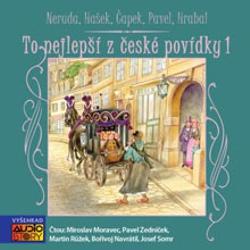 To nejlepší z české povídky 1 - Rôzni Autori (Audiokniha)