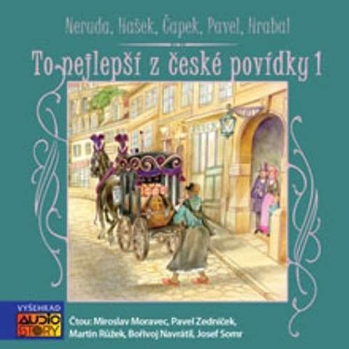 To nejlepší z české povídky 1