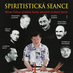 Spiritistická seance - Václav Faltus (Audiokniha)