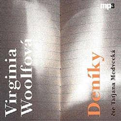 Audiokniha Deníky - Virginia Woolfová - Taťjana Medvecká
