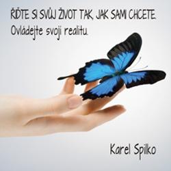 Řiďte si svůj život tak, jak sami chcete - Karel Spilko (Audiokniha)