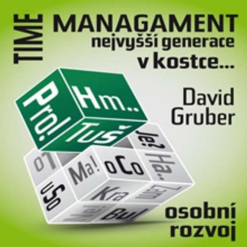 Audiokniha Time management - David Gruber - David Gruber