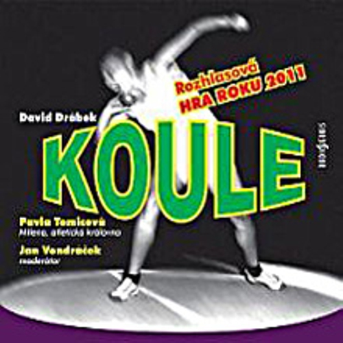 Koule - David Drábek (Audiokniha)