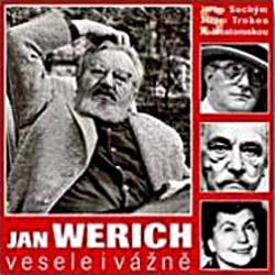 Jan Werich vesele i vážně - Jan Werich (Audiokniha)