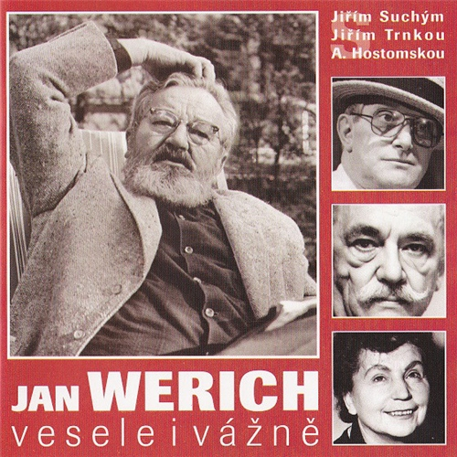 Jan Werich vesele i vážně