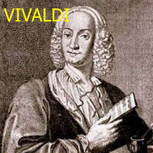 Audiokniha Výběr z duchovní tvorby - Antonio Vivaldi - Marta Beňačková