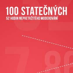 Audiokniha 100 statečných - Host č. 38 - Jiří Drahoš 07.06.2014 - Různí autoři - Lucie Výborná