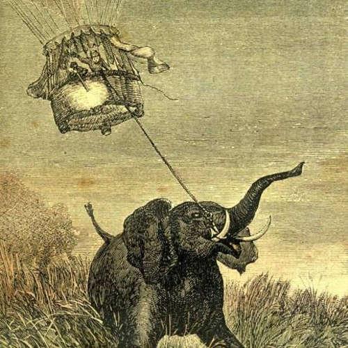 Audiokniha Pět neděl v balónu - Jules Verne - Přemysl Matoušek