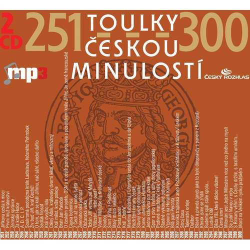 Audiokniha Toulky českou minulostí 276-300 - Josef Veselý - Igor Bareš