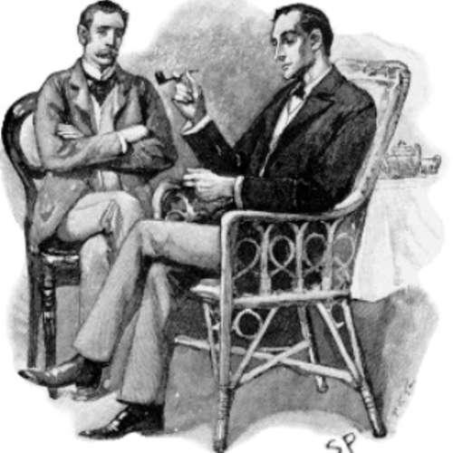 Audiokniha Umírající detektiv - Arthur Conan Doyle - Jiří Tomek
