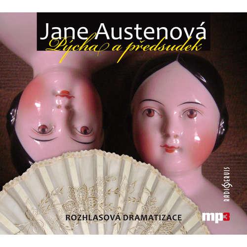 Audiokniha Pýcha a předsudek - Jane Austenová - Jitka Sedláčková