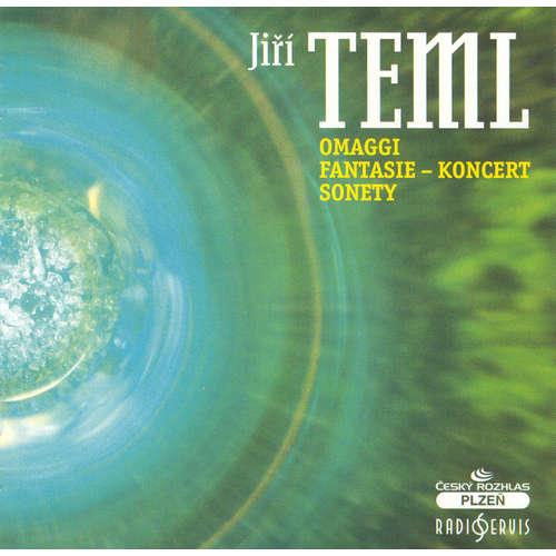 Audiokniha Skladby pro cembalo 2 - Jiří Teml - Dalimil Klapka