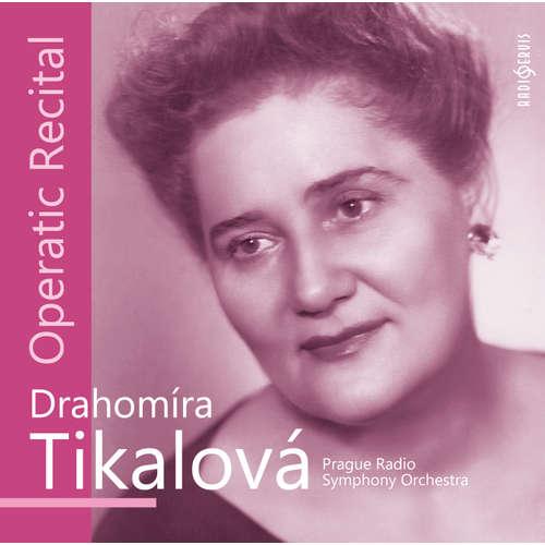 Audiokniha Drahomíra Tikalová - Bedřich Smetana - Drahomíra Tikalová