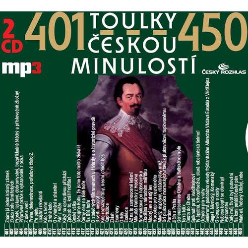 Audiokniha Toulky českou minulostí 401-425 - Petr Hořejš - Igor Bareš