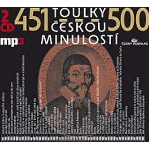 Audiokniha Toulky českou minulostí 476-500 - Petr Hořejš - Igor Bareš