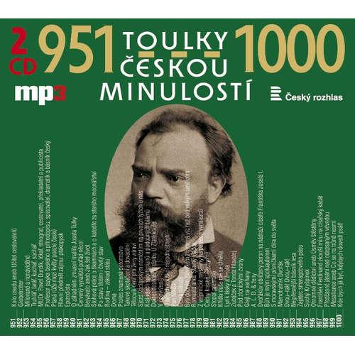 Audiokniha Toulky českou minulostí 976-1000 - Petr Hořejš - Ivana Valešová
