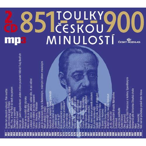 Audiokniha Toulky českou minulostí 876-900 - Petr Hořejš - Ivana Valešová