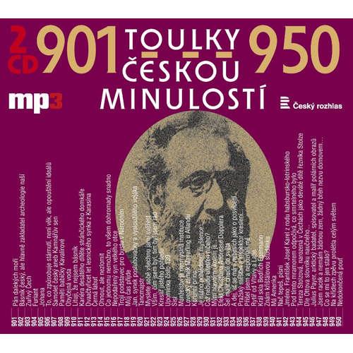 Toulky českou minulostí 901-925