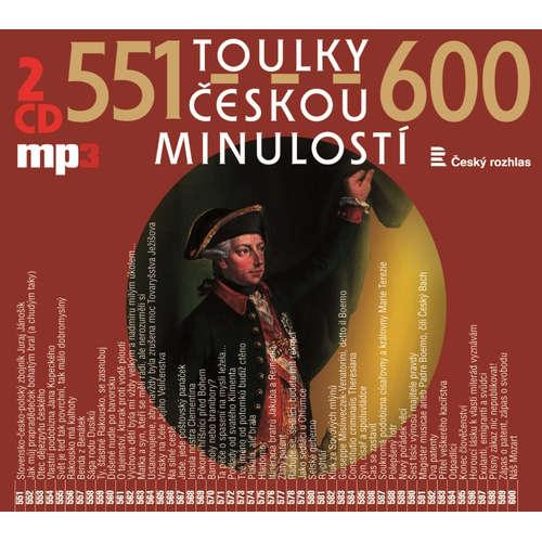 Audiokniha Toulky českou minulostí 576-600 - Petr Hořejš - Igor Bareš