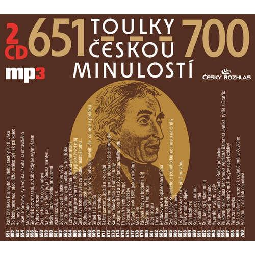 Audiokniha Toulky českou minulostí 651-675 - Petr Hořejš - Igor Bareš