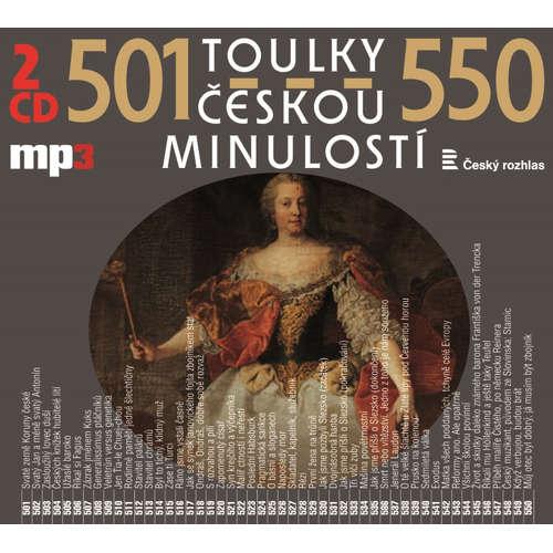 Toulky českou minulostí 526-550